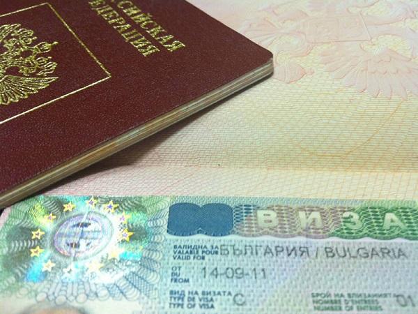 Сбор документов на визы. III- этап
