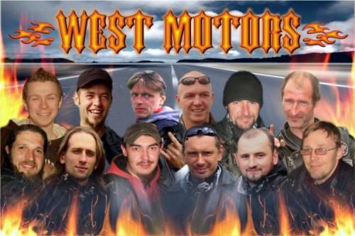 Калининградский клуб WEST MOTORS