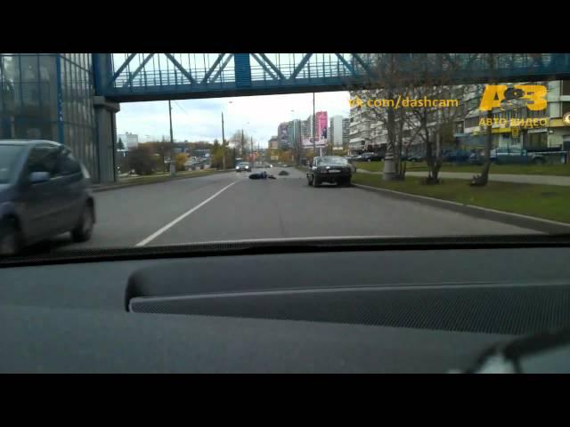Поучительное видео для всех кто за рулем