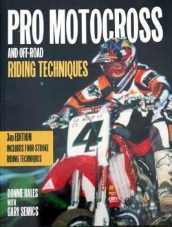 Профессиональные приемы вождения кроссового мотоцикла и эндуро