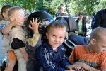 Поездка в детский дом, г.Зеленоградск, 31 мая