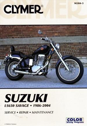Suzuki LS 650 Savage 1986 - 2004