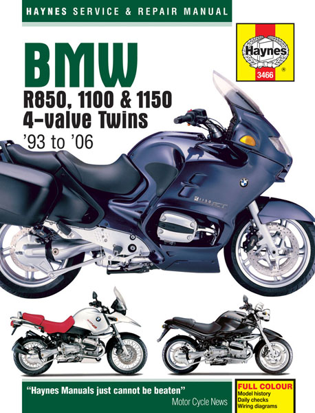 BMW R1100(RT-RS-GS-R)