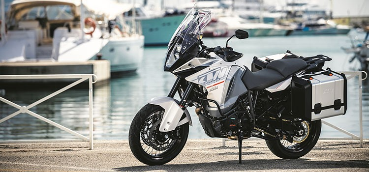 KTM подвердил выпуск 1290 Super Adventure в 2015 году