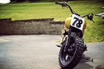 Кастом Harley-Davidson Fat Tracker