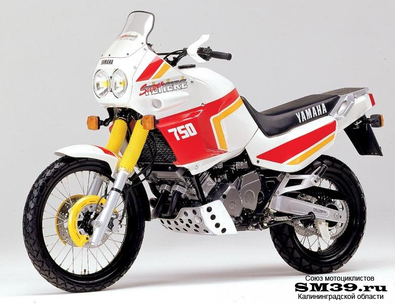 XTZ750 Super Tenere