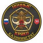 Объединение НОЧНЫЕ ХРЯКИ, Калининграда