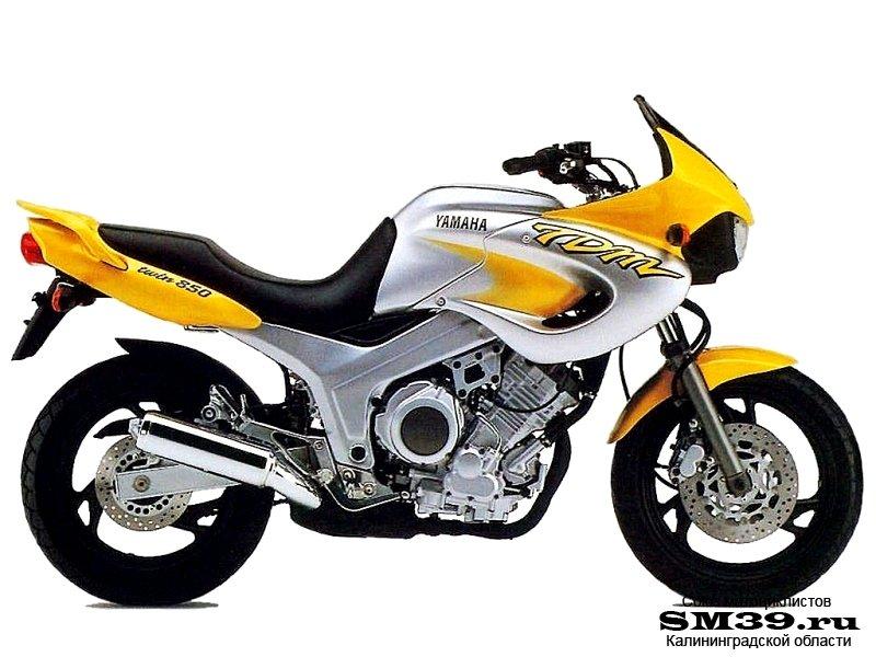 Yamaha tdm850 (1999)