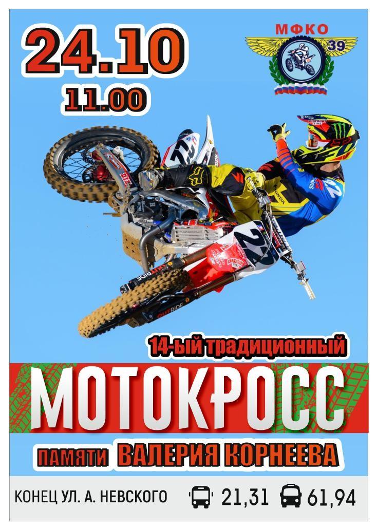 Мотокросс 24 октября